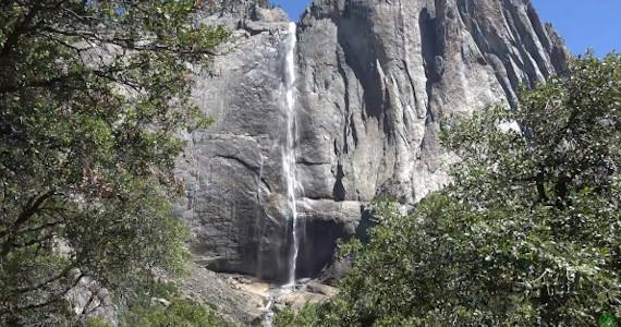 Yosemitský vodopád