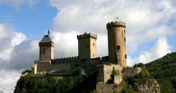 Chateau de Foix