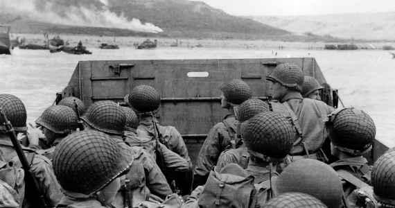 2. světová válka omaha