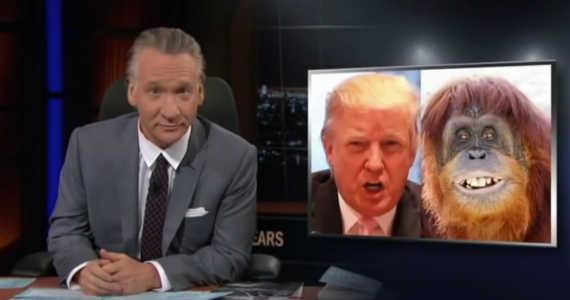 Donald Trump Bill Maher